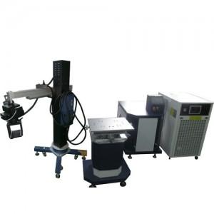 东莞华和激光400W吊臂款模具激光自动焊接机