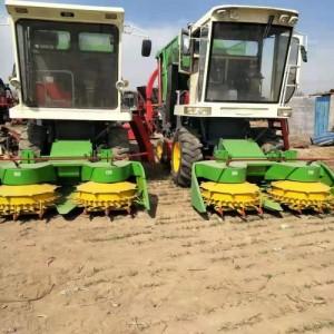 山东旺农牌机械专业生产玉米秸秆收割机 圆盘式青储机