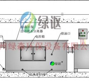 油水分离黑烟净化设备工业油烟净化器不锈钢材质生产加工安装