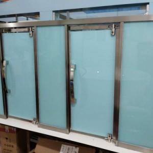 上海车间卫生间一体式卫浴 高铁站洗手间车间卫生间屏风隔断材料