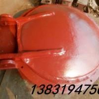 弘洋水利圆形铸铁拍门直径1000mm1米价格