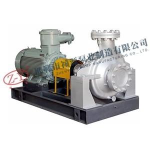 RY型离心式热油泵在工业中应用举例    a.石油及化学工业