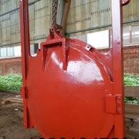 直径1米的洞口按多大的铸铁闸门