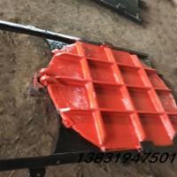 盐城水库1200mm手动高压铸铁镶铜闸门