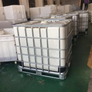 1500L化工吨桶塑料包装集装桶堆码桶