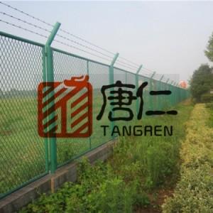 四川铁丝网双边铁丝网护栏网 圈地防护网 工地防护网 养殖防护