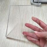 厂家供应定制透明PET片材服装内衬模板PET板材防刮花PET