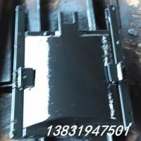 0.6米乘0.6米水渠可调节铸铁闸门输水量可控