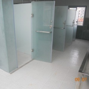 上海车间卫生间一体式卫浴 机场洗手间车间卫生间供应厂商