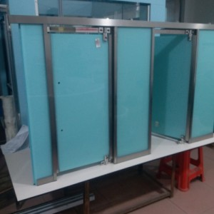 广州工厂卫生间一体式卫浴 学校厕所广场卫生间供应厂商
