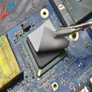 TIS100导热绝缘材料 导热矽胶布