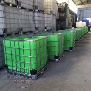 常州直销1000L加厚吨桶 1吨滚塑千升桶 IBC集装桶定制