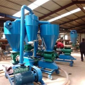移动式大型粉煤灰输送机 化工粉粒原料无尘气力输送机xy1