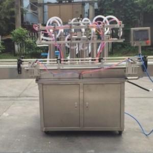 桶装多头全自动鑫儒奕机械供应桶装液体灌装机