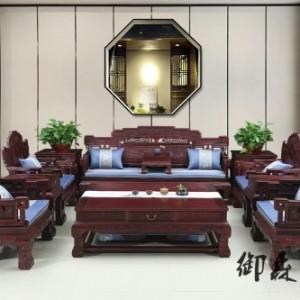 巴厘黄檀-红木沙发-红木沙发价格-红木沙发图片-红木家具厂