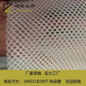 供应 河北鹏隆丝网 塑料平网 家禽养殖网 鸡鸭鹅塑料垫底网