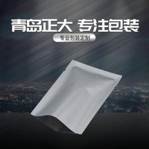 青岛铝箔袋生产厂家 定制面膜茶叶自封食品包装袋 方底铝箔袋