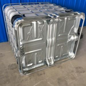 山东二手吨桶IBC集装桶塑料1立方化工桶