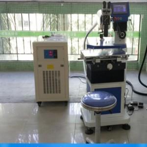东莞华威激光激光点焊机 可用于模具修补 首饰 五金零部件焊接