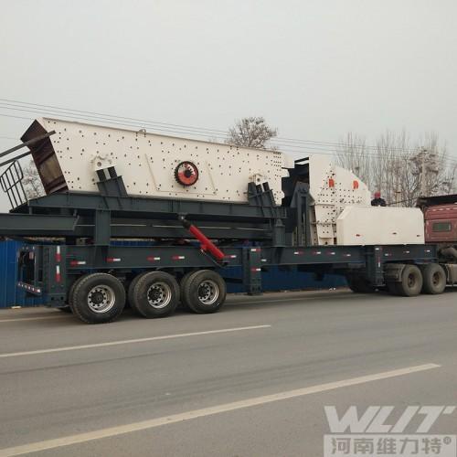 移动砂石破碎设备价格 江苏石子制砂生产线配置