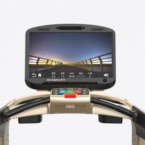 西安跑步�C�Yu店 德��益步新款S30 高端商用家用跑步�C