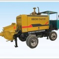 巴音郭楞州拖式混凝土泵奏響品牌強音