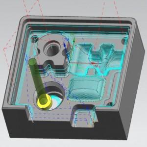 靖江ug模具设计  注塑模具培训 造型设计 靖江蔓花园