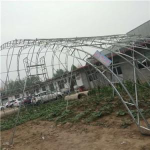 蔬菜大棚骨架厂家认准隆化达威农业机械种类齐全货源充足