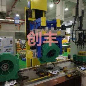 宁波曳引机生产装配线技术精湛 全自动电梯主机装配线服务完善