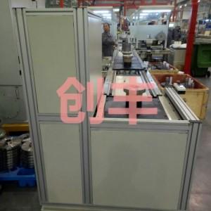 上海定子组装线专业生产厂家 全自动电梯主机装配线服务完善
