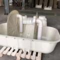 厂家直营国标现货供应 四川全境2立方模压化粪池货国标现货供应