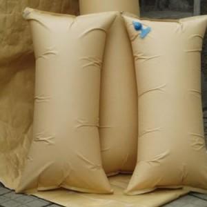 开业大酬宾充气袋潍坊集装箱牛皮纸复合充气袋12200