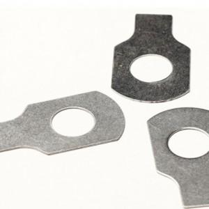 深圳家用电器设备用304不锈钢止动垫圈  单耳止动垫片厂家