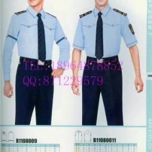 保安制服夏装 保安夏装 保安制服 保安工作服夏装 短袖套装