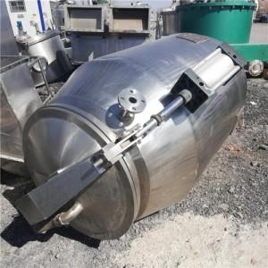 承接北京停产破产食品厂拆除-食品厂加工厂大件机械设备回收