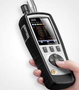 普陀区粒子计数器厂家热销 便携式空气质量检测仪厂家热销