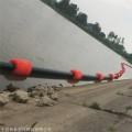 海上柔性管道浮筒 疏浚清淤管線浮體