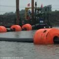 供應抽沙船浮筒 浮桶疏浚 浮體管道浮筒