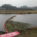 電站攔污浮筒水下垃圾攔污浮筒批發