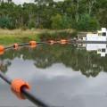 抽砂管道浮筒 海上夾管專用浮體 疏浚管道