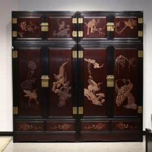 红木家具的坐美学文化
