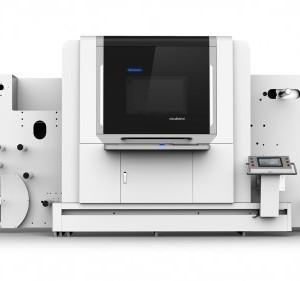 嘉兴市数码标签印刷机 工业型 uv油墨