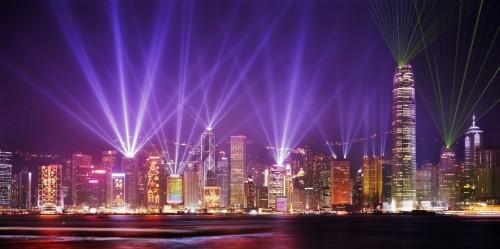 适合开发夜游灯光秀的旅游景区有哪些