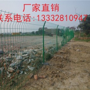 揭阳公路隔离网现货 珠海养殖场围栏 中山浸塑铁丝网价格