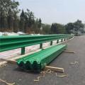 湖南湘西波形護欄板銷售點  公路雙波護欄板廠家內部價格表