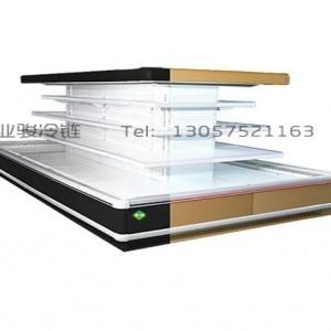 浙江超市立式风幕柜尺寸图片 蔬菜保鲜风幕柜批发价格