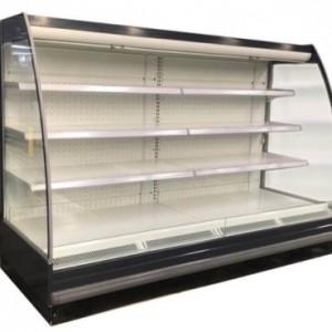 宿州鲜花保鲜风幕柜厂家定做 节能超市蔬菜风幕柜厂家热销