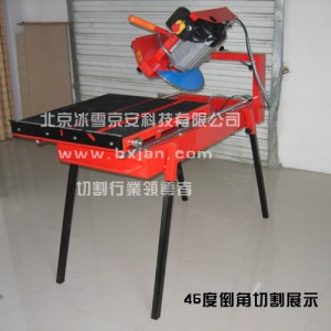 BXJAN手动瓷砖切割机 混凝土切割机 石材切割机 电动工具 开槽机