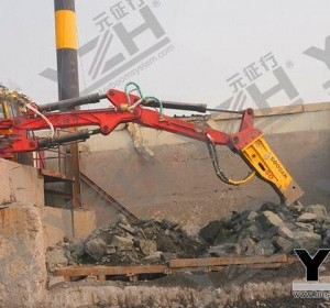 山东元征行直供多功能固定式电动液压机械工作臂