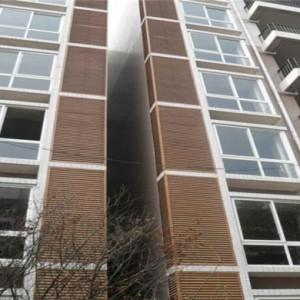 甘肃铝合金百叶窗价格,兰州锌钢百叶窗批发,空调护栏安装公司